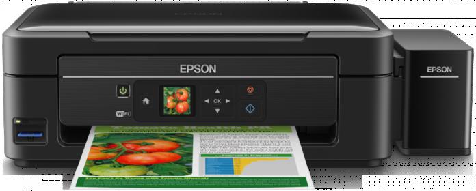epson l455 scanner driver download