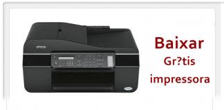 Baixar Epson Office TX300f